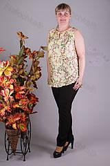 Блуза 2401-445/3 батал от производителя оптом