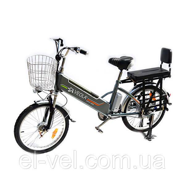 Электровелосипед VEOLA FB 60В 450Вт литиевая батарея 11Ач
