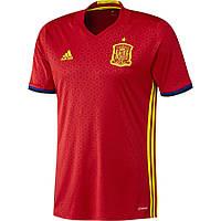 Футбольная форма Сборной Испании ЕВРО 2016 домашняя