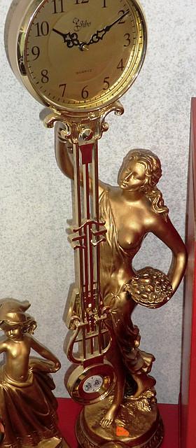 """Напольные часы с маятником """"Девушка"""" Jibo 104A, 79см"""