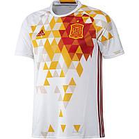 Футбольная форма Сборной Испании ЕВРО 2016 Выездная