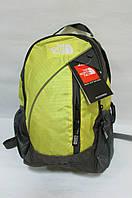 Рюкзак The North Face (335) желто-серый  код 0425 А