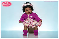 Antonio Juan, Кукла Петит темнокожая, 27 см
