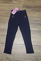 Трикотажные брюки для девочек 4 года