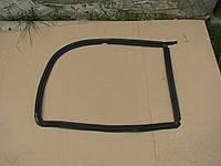 Уплотнитель заднего левого стекла кузова Sharan