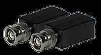 Комплект приёмо-передатчиков AHD/HDCVI/HD-TVI видеосигнала по витой паре UTP101P-HD1