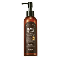 SkinFood Black Sugar Perfect Cleansing Oil Гидрофильное масло с бразильским сахаром