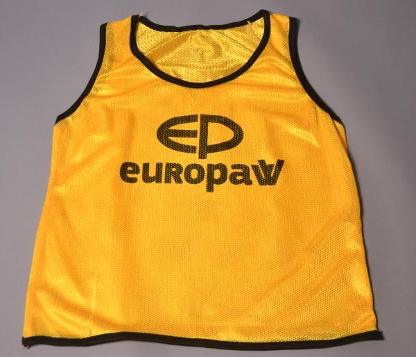"""Футбольные манишки детские Europaw желтые - """"Feelin"""" - Футбольная форма для Вас и Вашей команды! в Одессе"""