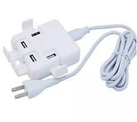 Адаптер на 4 USB зарядное устройство на 4 usb порта