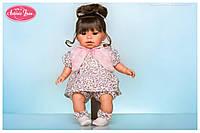 Antonio Juan, Кукла Эни брюнетка, 37 см