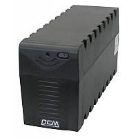 Блок бесперебойного питания (UPS) PowerCom RPT-600A SCHUKO (600 VA, 360 W, 220-240 V, классический, линейно-ин