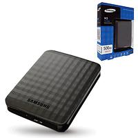 "Внешний жесткий диск 2.5 ""500GB Seagate (STSHX-M500TCBM) USB 3.0, пластик, черный"