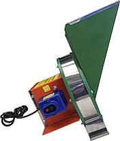 Электрический измельчитель для фруктов , овощей и корнеплодов (нержавеющая сталь), фото 2