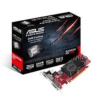 Видеоадаптер ASUS NVidia GT730 (2 GB / 64 bit GDDR3; 900 MHz / 1800 MHz; PCI-Express x16 2.0; 1xVGA, 1xDual Li