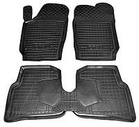 Полиуретановые коврики для Seat Ibiza IV (6J) 2008- (AVTO-GUMM)