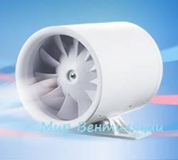 Вентилятор ВЕНТС 150 Квайтлайн – бесшумный, высокопроизводительный и энергоэффективный