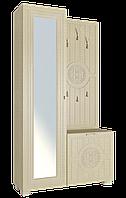 Монблан МБ-10 01 Шкаф комбинированный