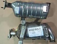 Колектор випускний (пр-во SsangYong) 2420034411