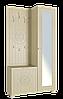 Монблан МБ-11  01 Шкаф комбинированный