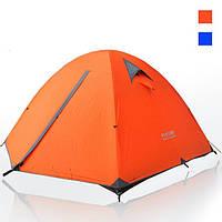 Палатка двухслойная JY-1528: тент 210T PU3000, 260*210*110см, 300*210*125см, 2,7 кг, цвета