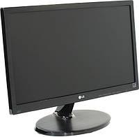 """Монитор 18.5 """"LG 19M38A-B Black (TN, wLED, 16: 9 (1366x768), 200 cd / m²; 600: 1 (1000000: 1)), покрытие экран"""