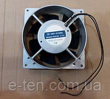 Вентилятор осьовий універсальний XF1232ASHL (копія ВН-2В) - 130мм*130мм / 220-240V / 0,11 А / 14W (КРУГЛИЙ)