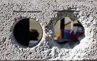 Алмазное сверление отверстий в бетоне, кирпиче и армированном бетоне