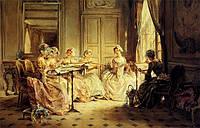Коротко об истории возникновения постельного белья