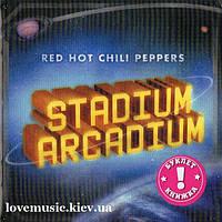 Музичний сд диск RED HOT CHILI PEPPERS Stadium arcadium (2006) (audio cd)