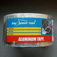 Алюминиевый скотч 10м Х 48мм Blue Dolphin