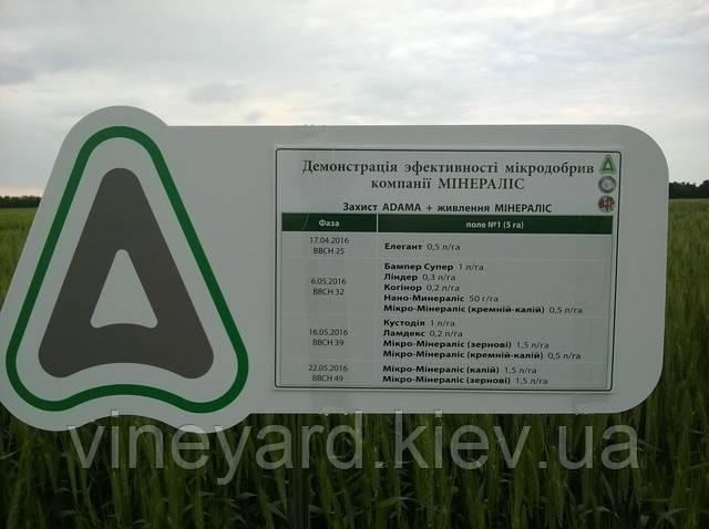 купить удобрения Минералис в Запорожской области, Днепропетровске, Херсоне, Донецкой, минеральное питание, пшеница