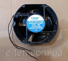 Вентилятор осьовий універсальний Tidar 150мм*172мм*50мм / 220-240V / 0,29 А / 35W (КРУГЛИЙ)