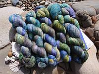 Пряжа для вязания шалей и тонкого кружева LACE MALABRIGO