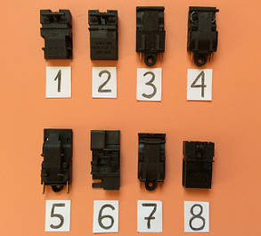 16) Тэны, кнопки, контакты для современных и старых электрочайников, самоваров, термопотов, утюгов