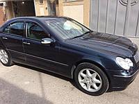 Дефлекторы окон (ветровики) Mercedes Benz C-klasse Sd (W203) 2000-2006