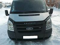 Дефлектор капота (мухобойка) Ford Transit 2007-2014