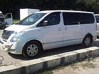 Дефлекторы окон (ветровики) Hyundai Grand Starex / H1 2007