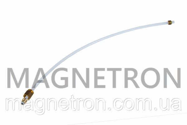 Трубка тефлоновая (скоба-гайка) для кофемашин DeLonghi 5513222411, фото 2