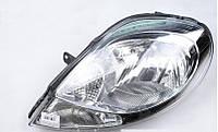 Фара левая новая 06 - Opel Vivaro 00-14 (ОПЕЛЬ ВИВАРО)