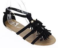 Женские босоножки West black, фото 1