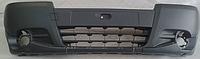 Бампер передний под противотуманки 06- пассаж. OPEL VIVARO 00-14 (ОПЕЛЬ ВИВАРО), фото 1