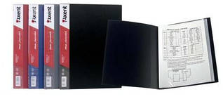 Папки с файлами (дисплей-книги)
