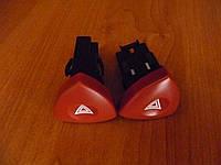 Кнопка аварийки OPEL VIVARO 00-14 (ОПЕЛЬ ВИВАРО), фото 1