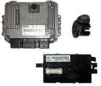 Блок управления двигателем 1.9 DCI -06 OPEL VIVARO 00-10 (ОПЕЛЬ ВИВАРО)