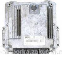 Блок управления двигателем 2.0 DCI 06- OPEL VIVARO 00-10 (ОПЕЛЬ ВИВАРО)