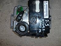 Блок управления двигателем комплект 2.5 DCI 06- OPEL VIVARO 00-14 (ОПЕЛЬ ВИВАРО) 281013364