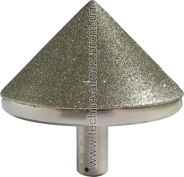 Алмазный зенкер D55
