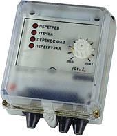 УЗОТЭ-2У —Устройство защитного отключения трехфазного электродвигателя ОВЕН