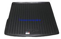Коврик в багажник Chevrolet Aveo SD (06-12) / Zaz Vida  полиуретановый, фото 1