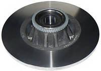 Тормозной диск задний новый с пошипником R16 D280 OPEL VIVARO 00-14 (ОПЕЛЬ ВИВАРО) 4413736 4408276 4411910, фото 1